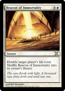 Beacon of Immortality - Tenth Edition