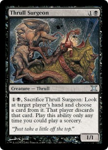 Thrull Surgeon - Tenth Edition