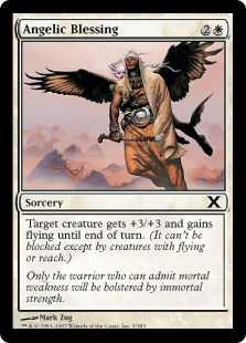 Angelic Blessing - Tenth Edition