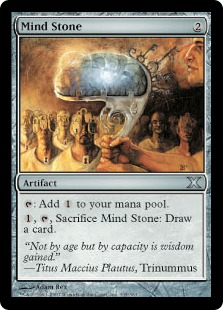 Mind Stone - Tenth Edition