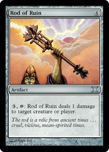 Rod of Ruin - Tenth Edition
