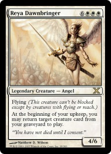 Reya Dawnbringer - Tenth Edition