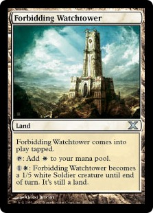 Forbidding Watchtower - Tenth Edition