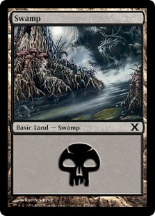 Swamp - Tenth Edition