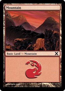 Mountain - Tenth Edition