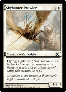 Skyhunter Prowler - Tenth Edition