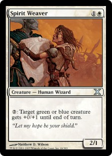 Spirit Weaver - Tenth Edition