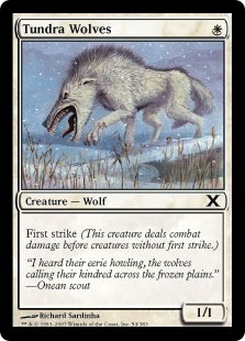 Tundra Wolves - Tenth Edition