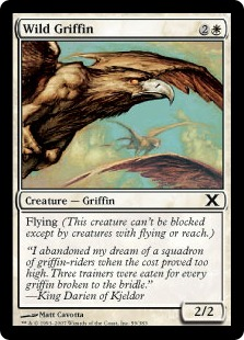 Wild Griffin - Tenth Edition