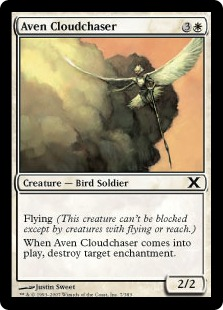 Aven Cloudchaser - Tenth Edition