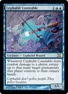 Cephalid Constable - Tenth Edition