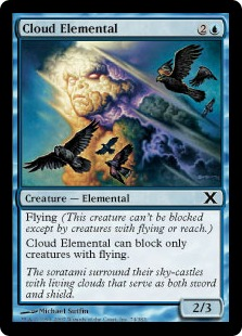 Cloud Elemental - Tenth Edition