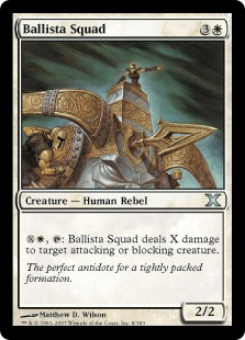 Ballista Squad - Tenth Edition