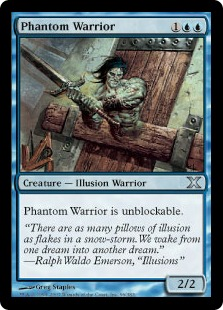 Phantom Warrior - Tenth Edition