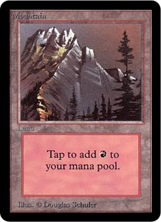 Mountain - Limited Edition Alpha