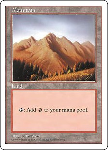 Mountain - Fifth Edition