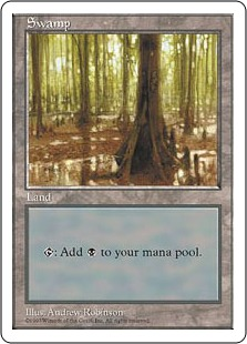 Swamp - Fifth Edition