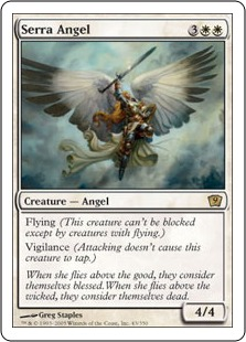 Serra Angel - Ninth Edition