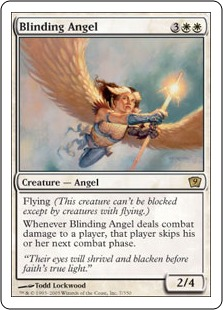 Blinding Angel - Ninth Edition