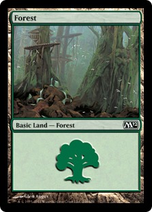 Forest - Magic 2012