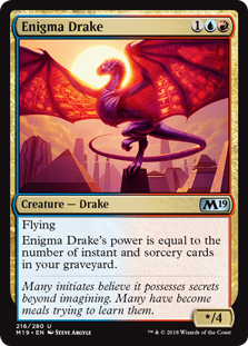 Enigma Drake - Core Set 2019