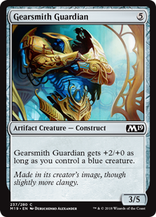 Gearsmith Guardian - Core Set 2019