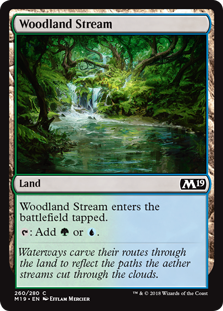 Woodland Stream - Core Set 2019