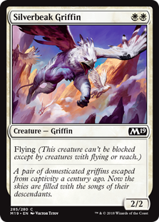 Silverbeak Griffin - Core Set 2019