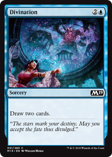 Divination - Core Set 2019