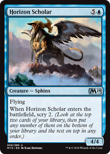 Horizon Scholar - Core Set 2019