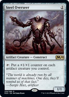 Steel Overseer - Core Set 2020