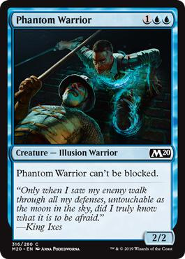 Phantom Warrior - Core Set 2020