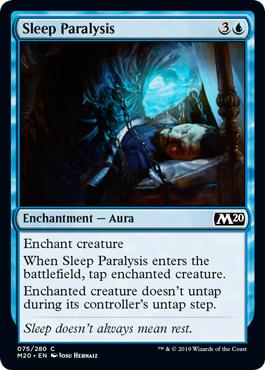 Sleep Paralysis - Core Set 2020