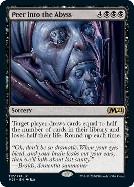 Peer into the Abyss - Core Set 2021