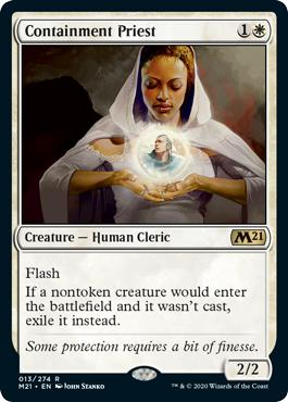 Containment Priest - Core Set 2021