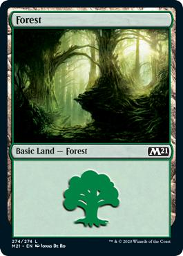 Forest - Core Set 2021