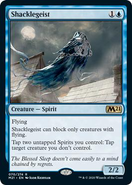 Shacklegeist - Core Set 2021