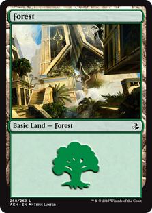 Forest - Amonkhet