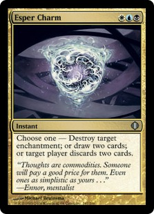 Esper Charm - Shards of Alara