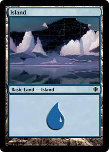 Island - Shards of Alara