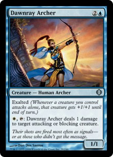 Dawnray Archer - Shards of Alara
