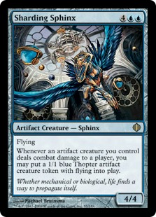 Sharding Sphinx - Shards of Alara