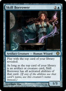 Skill Borrower - Shards of Alara