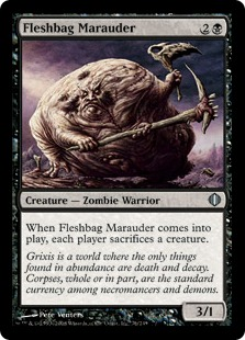 Fleshbag Marauder - Shards of Alara