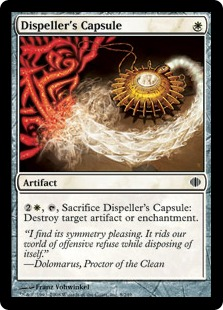 Dispeller's Capsule - Shards of Alara