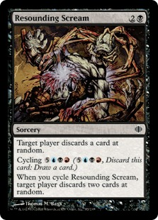 Resounding Scream - Shards of Alara