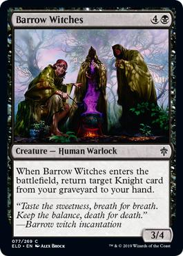 Barrow Witches - Throne of Eldraine