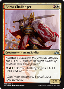 Boros Challenger - Guilds of Ravnica
