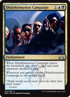 Disinformation Campaign - Guilds of Ravnica