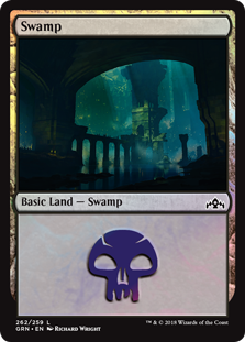 Swamp - Guilds of Ravnica